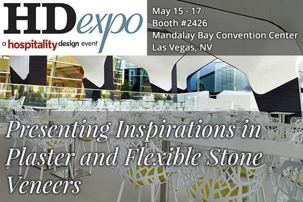 HD Expo hospitality design event 2019